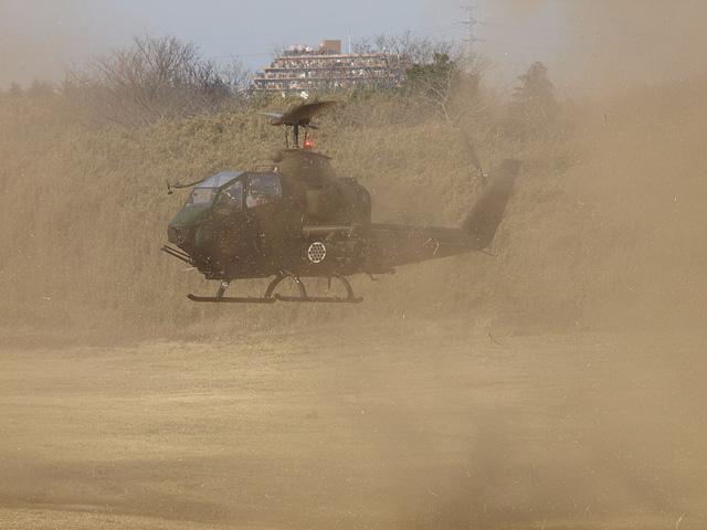 陸上自衛隊 第1空挺団 降下訓練始め その2 (1/13)_b0006870_841564.jpg