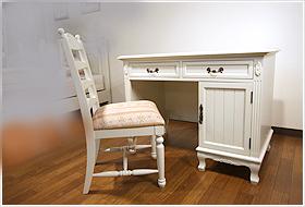 エレガントなホワイトカラーの輸入家具ご紹介~_f0029571_17213696.jpg