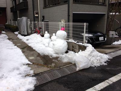 雪だるま_c0052673_17354097.jpg