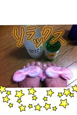 リラックス〜☆_d0162684_23512270.jpg