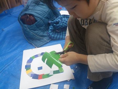モザイクでデザインしよう☆松井山手教室_f0215199_9143035.jpg