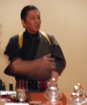 料理家・平野寿将さんの自家製からすみとか・トリュフご飯など・・・_a0075802_1201240.jpg