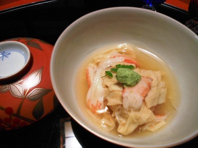 料理家・平野寿将さんの自家製からすみとか・トリュフご飯など・・・_a0075802_12134470.jpg