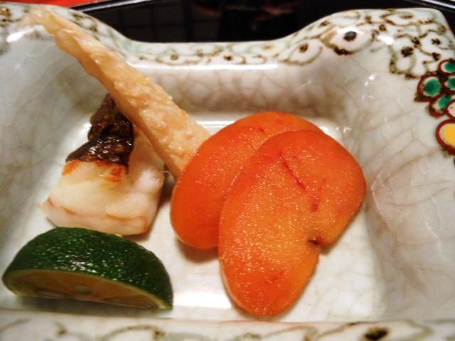 料理家・平野寿将さんの自家製からすみとか・トリュフご飯など・・・_a0075802_12153668.jpg
