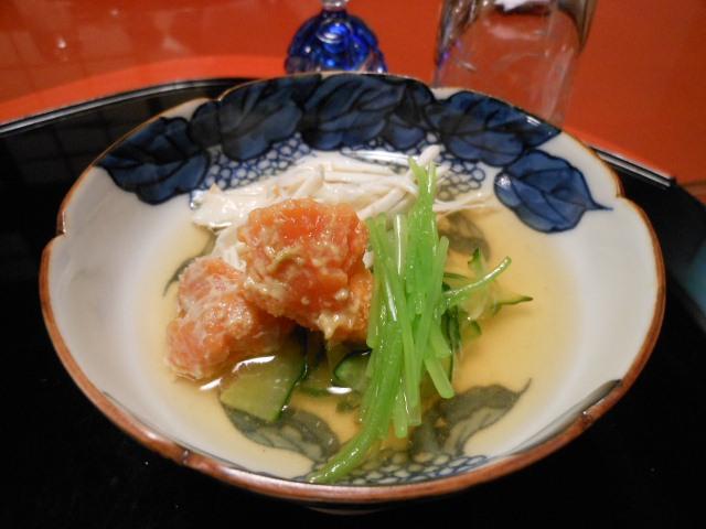 料理家・平野寿将さんの自家製からすみとか・トリュフご飯など・・・_a0075802_1225564.jpg