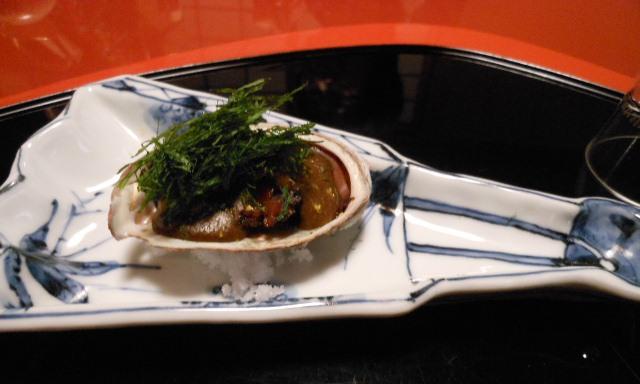 料理家・平野寿将さんの自家製からすみとか・トリュフご飯など・・・_a0075802_1254070.jpg