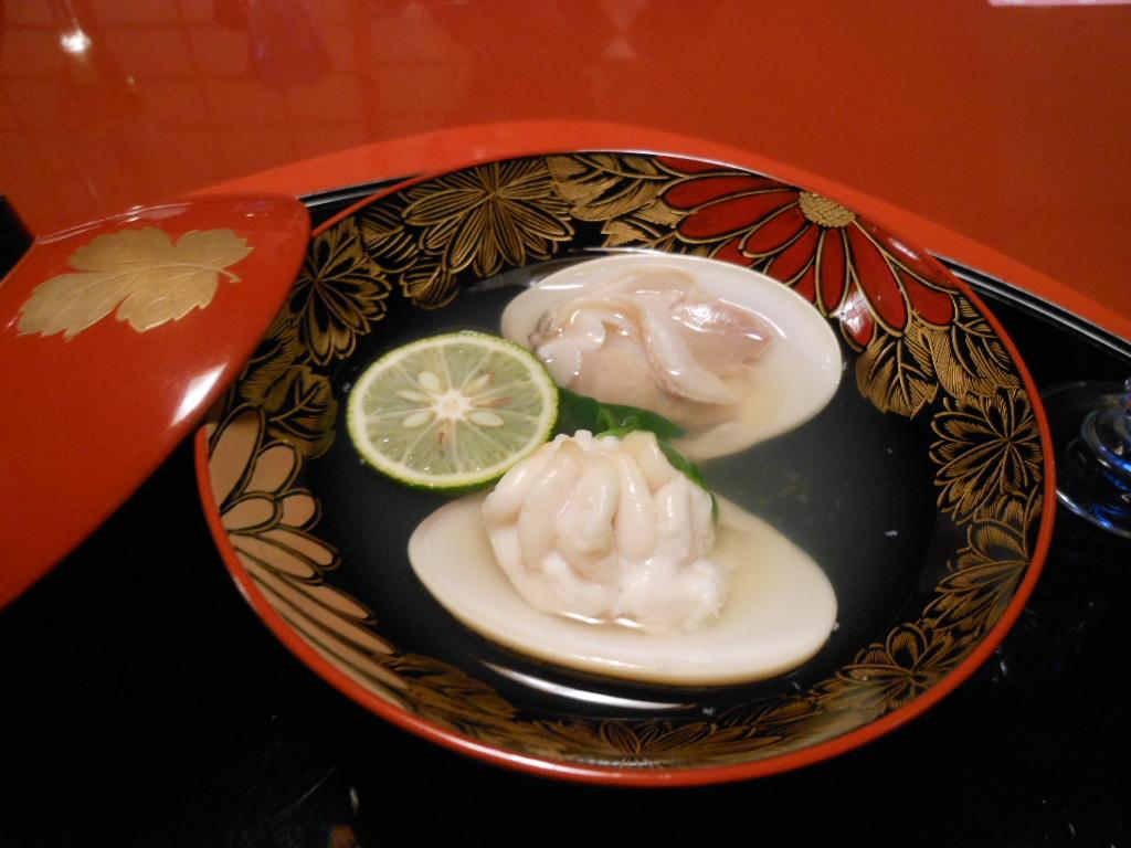 料理家・平野寿将さんの自家製からすみとか・トリュフご飯など・・・_a0075802_127960.jpg