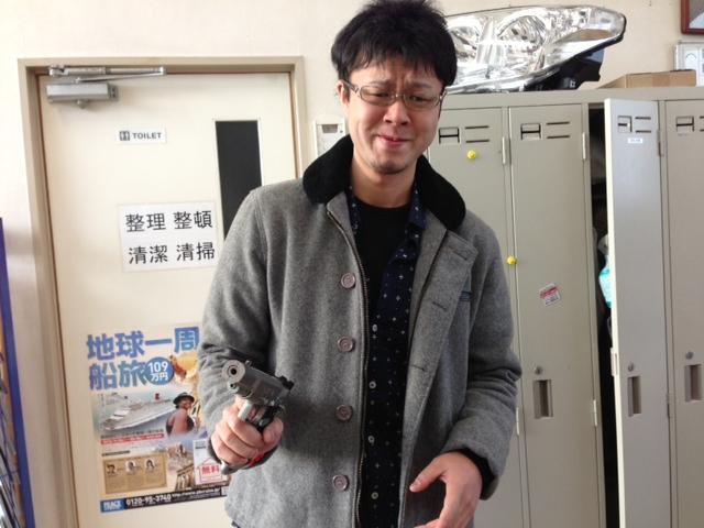 本日の来客(^^)_b0127002_2020843.jpg