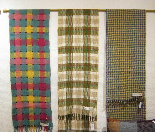 「たまごくんたちてん」(常設展)-茅 まり 織物作品 壁面展示-その2_e0134502_14491599.jpg