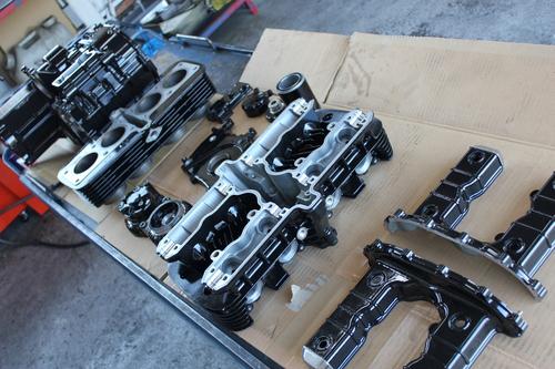 ZEPHYR1100 フルコンプリート車両製作 NO25_d0038712_0544979.jpg