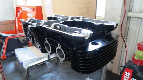 ZEPHYR1100 フルコンプリート車両製作 NO25_d0038712_12615.jpg