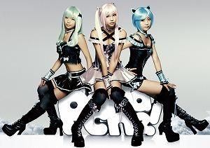 今話題の世界初コスプレ・アイドル『パナシェ!』が新ヴィジュアルを公開!_e0025035_1342554.jpg