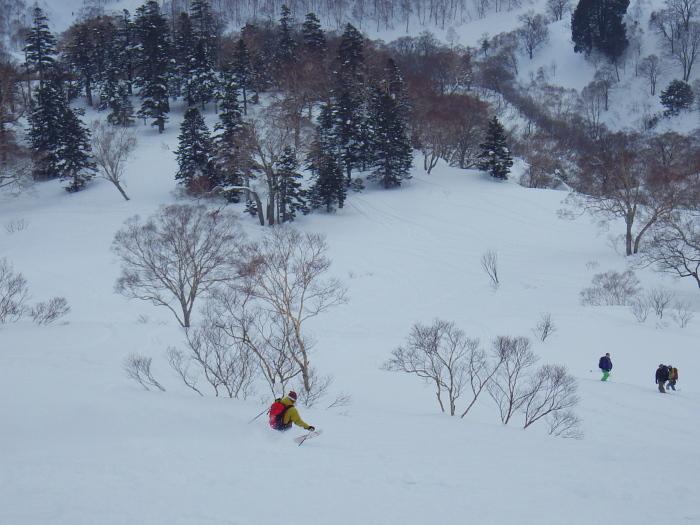 雪山合宿でのこと_e0292469_1715587.jpg