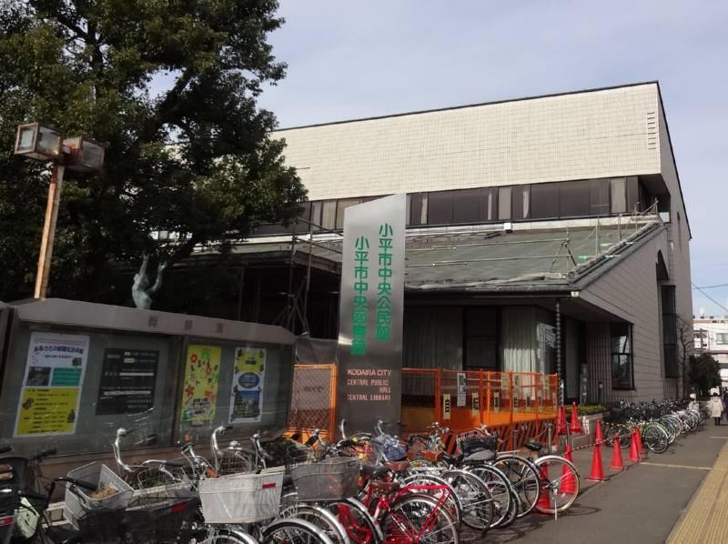 中央図書館太陽光発電装置設置工事_f0059673_052899.jpg