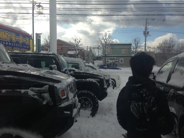 今日も除雪ですね(≧∇≦)_b0127002_1158617.jpg