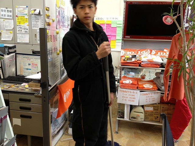1月18日(金) 阿部ちゃんのニコニコブログ★_b0127002_191568.jpg