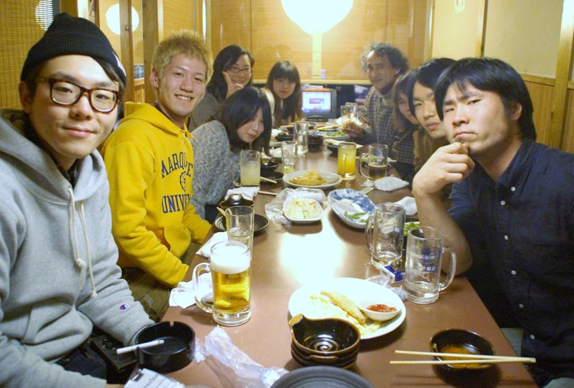 東京造形大学映画表現Ⅳクラス2012年度最後の授業~新年会_f0006713_9141517.jpg