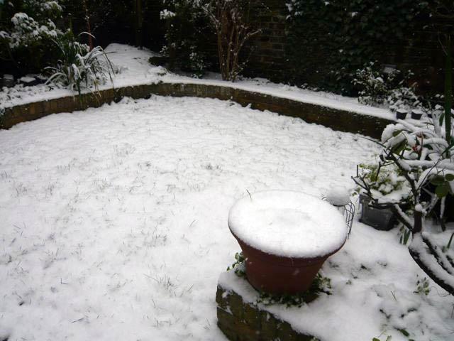 ロンドン、雪が降り続いてます。_f0096017_239457.jpg
