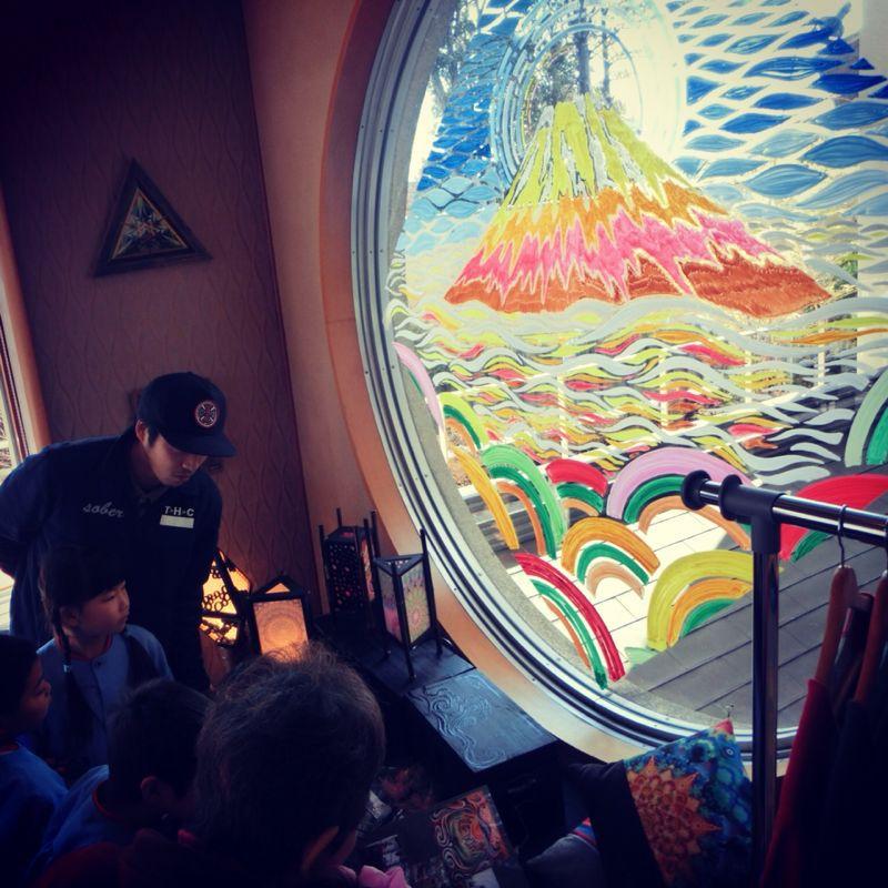 若手アーティストクラフト展「伊豆互展」へ園外保育に行ってきました!_b0188106_21502960.jpg