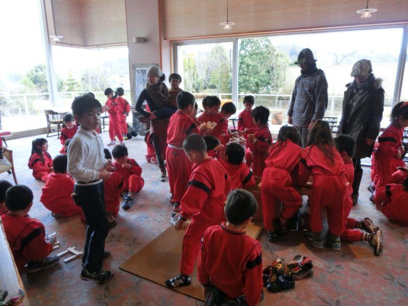 若手アーティストクラフト展「伊豆互展」へ園外保育に行ってきました!_b0188106_21503658.jpg
