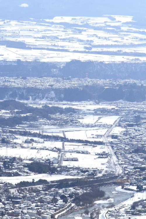 雪景色 - 2013年冬・上越線 -  _b0190710_21465798.jpg