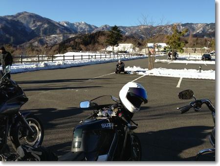 雪景色の宮ヶ瀬 2013.01.19_c0147448_2049738.jpg
