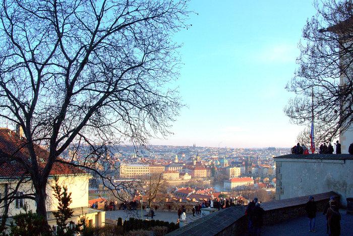 プラハ 4 プラハ城 黄金の小路_a0092659_1354337.jpg