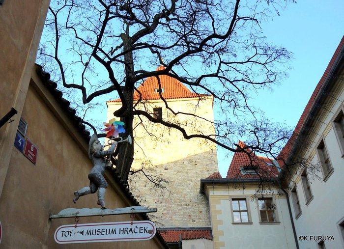 プラハ 4 プラハ城 黄金の小路_a0092659_14212316.jpg