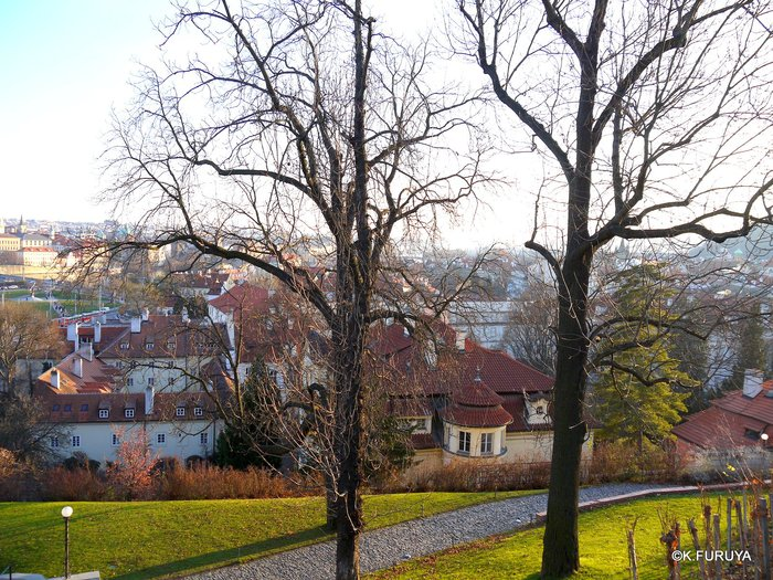プラハ 4 プラハ城 黄金の小路_a0092659_2031566.jpg