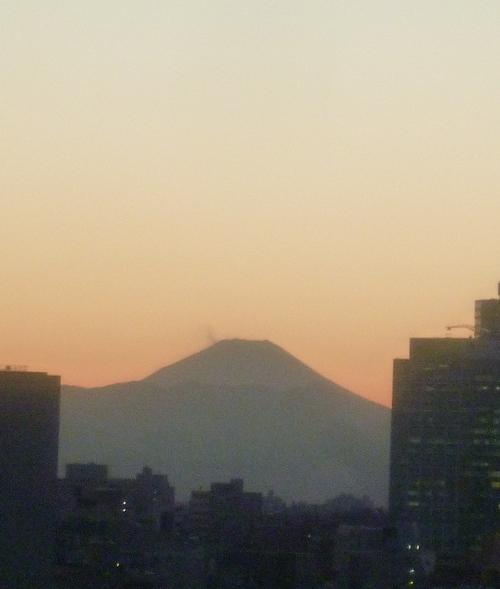 富士山と東京タワー_c0100865_6124896.jpg