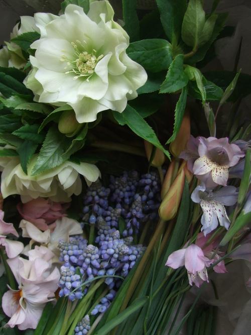 オークリーフ(お見送りの花たち)_f0049672_17123918.jpg