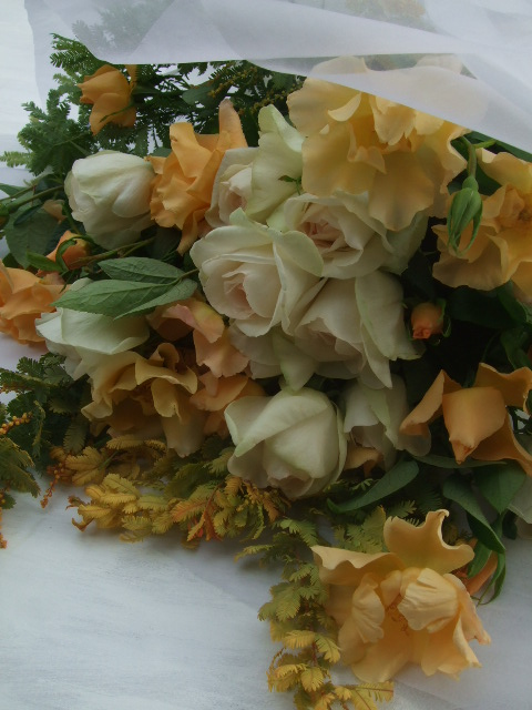 オークリーフ(お見送りの花たち)_f0049672_1794817.jpg