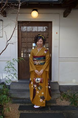 ご友人の結婚式へ  可愛らしい振袖_d0230676_11431944.jpg