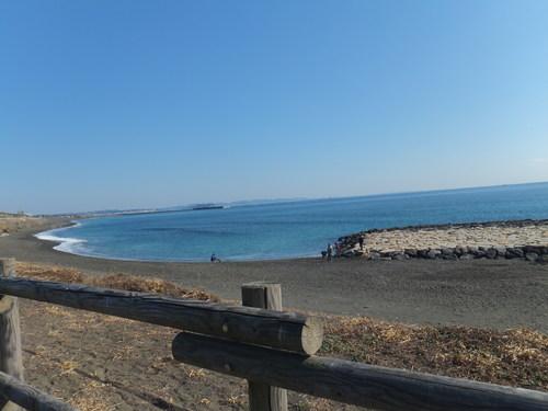 小春日和....海岸散歩!_b0137932_135344.jpg