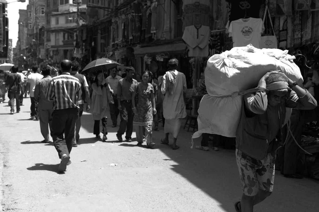 Kathmandu Durbar Square近辺にて_c0116732_8374222.jpg
