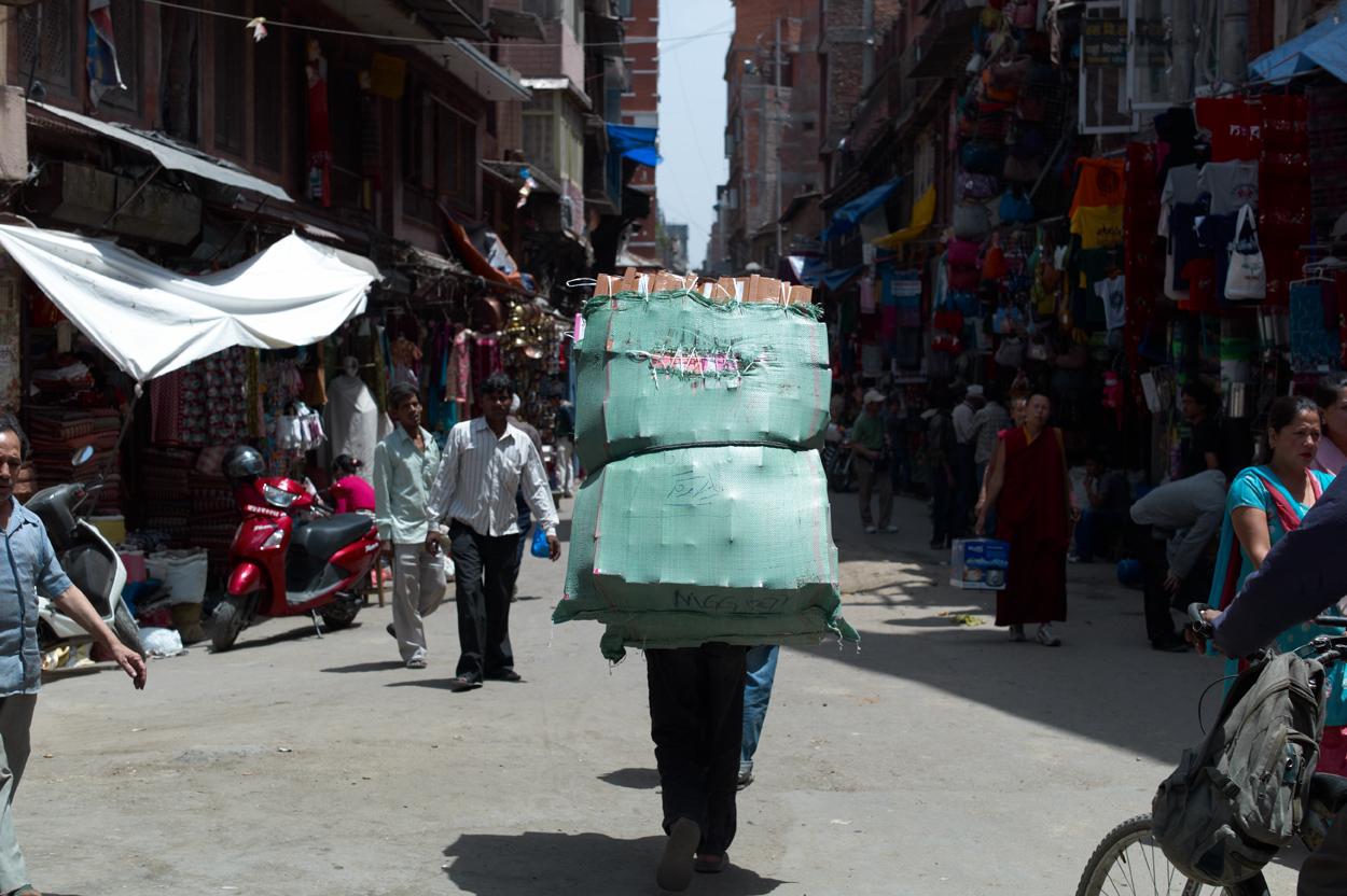 Kathmandu Durbar Square近辺にて_c0116732_8381047.jpg