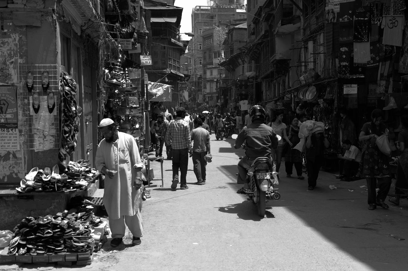 Kathmandu Durbar Square近辺にて_c0116732_8383871.jpg