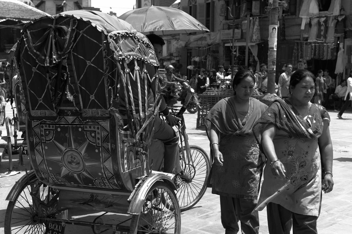 Kathmandu Durbar Square近辺にて_c0116732_8393371.jpg