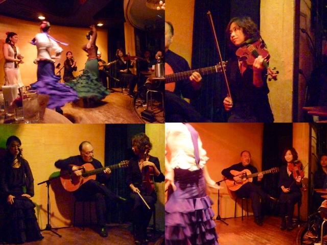 Sabado Flamenco@赤坂ノーベンバーイレブンス_b0131865_323743.jpg