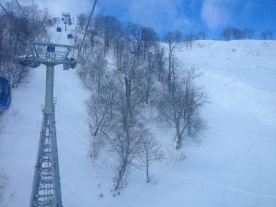 苗場スキー場の土曜日!_c0151965_2085531.jpg