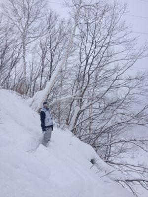 苗場スキー場の土曜日!_c0151965_209182.jpg