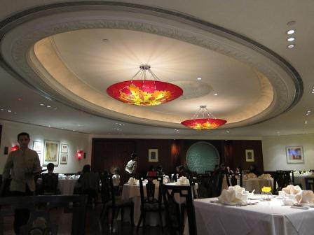 ロイヤルホテル内の上海料理 『梓園』_a0151580_17534855.jpg