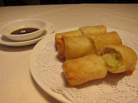 ロイヤルホテル内の上海料理 『梓園』_a0151580_17544278.jpg