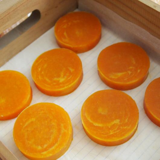 オレンジ石けん_a0292194_16482682.jpg