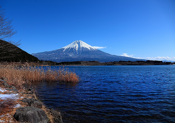 """雪景色の富士山15景"" NO.9_a0140608_22105077.jpg"