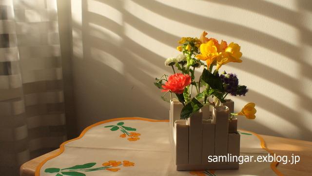 ミニ花瓶 - ベルギー作家もの_f0237712_2324082.jpg
