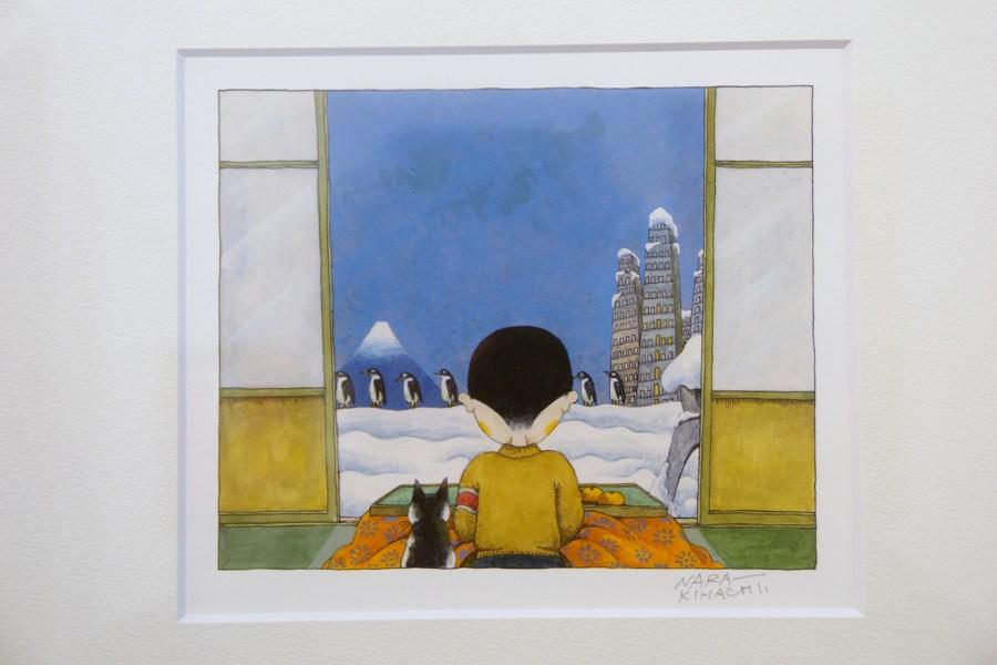 おかげ様で満6周年 PREMIER STAGE 展@STAGE-1&gallery i~追悼・切り絵作家の成田一徹さん_f0006713_2184129.jpg