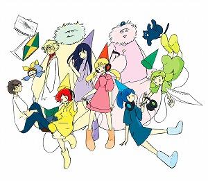 さよならポニーテール、セカンドフルアルバム『青春ファンタジア』、3月6日発売決定!_e0025035_17481567.jpg