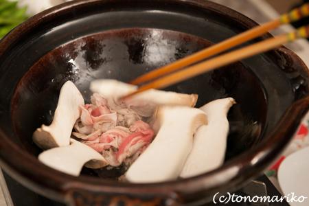 私の冷凍ミカンと土鍋_c0024345_9515041.jpg