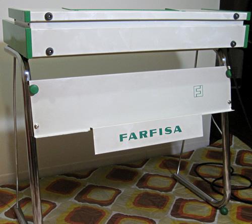 Farfisa FAST3 メンテナンス5_e0045459_21382423.jpg